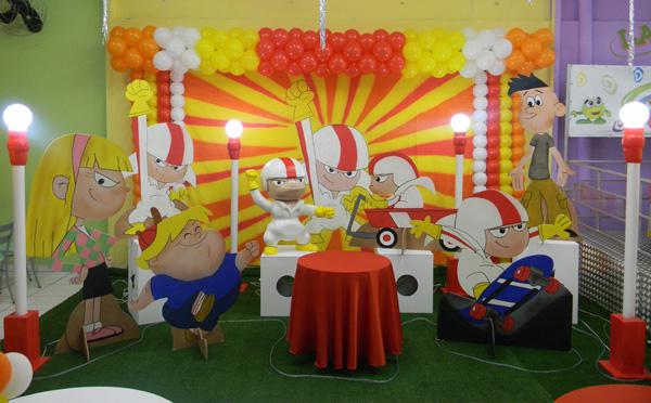 decoracao festa infantil kick buttowski : decoracao festa infantil kick buttowski:Galeria – Kick Buttowski